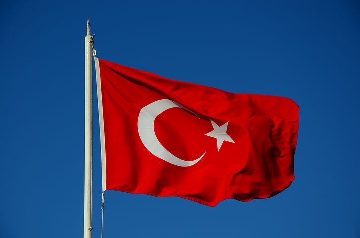 Turquia, Bandeira, Istambul