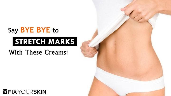 The best stretch mark removal creams can help prevent and fade stretch marks. Stretch marks are formed when skin is stretched to its limit. This is caused due to rapid growth during adolescence, weight gain or pregnancy. #Skincare #StretchMark #Marks #Creams #Obesity #Maternity #Moisturize #Lotion #Health #pregnancy