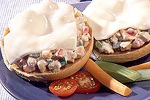 KRAFT Chicken Salad Sandwich Melt