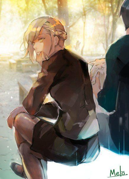 Akira x Amon