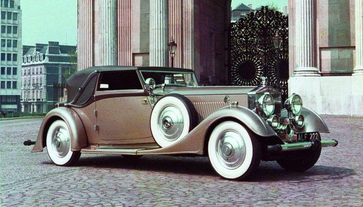 1933 Rolls-Royce Phantom II Contine for sale #1934701 - Hemmings Motor News