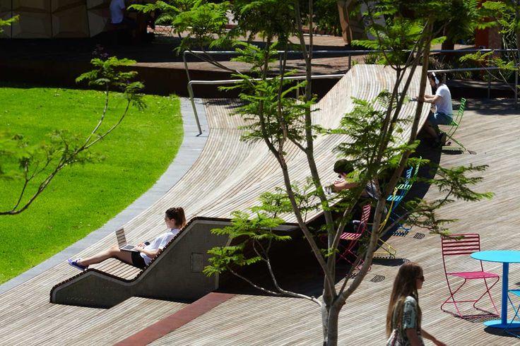 TCL_Monash-Uni-Caulfield-Campus-Green_Andrew-Lloyd-01 « Landscape Architecture…