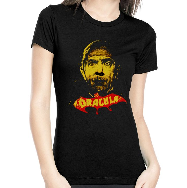 Dracula in Yellow Women's Tee