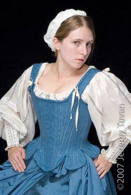 17th century undergarments - Google Search