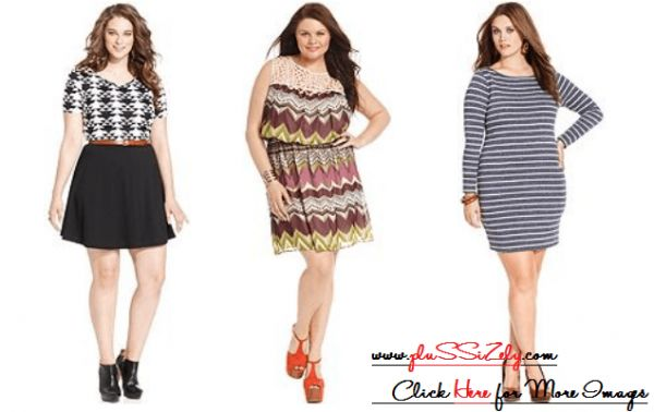 Plus Size New Trendy Clothing | Plus Size Teen Clothing for Any Occasions I LIKE THE ONE IN THE MIDDLE