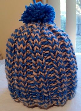 Beanie 46 - nearly there!