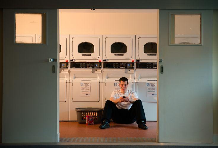 Liberty Quay Laundry Room
