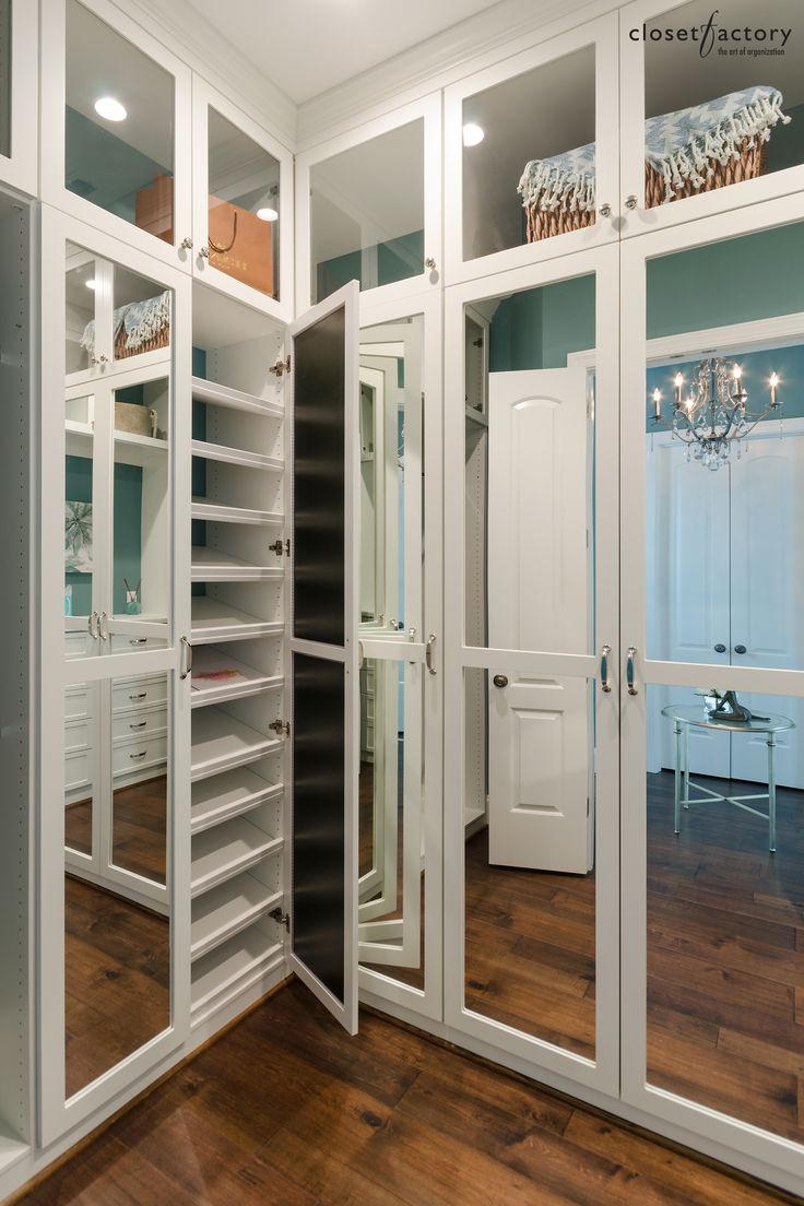 Attractive Behind These Mirrored Doors With Stainless Steel Handles Are Numerous  Slanted Shoe Shelves, Which Allow