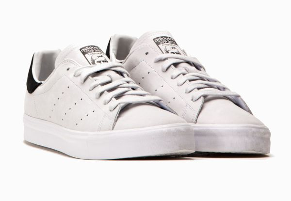 Adidas Stan Smith Vulc Vintage White  Core Black