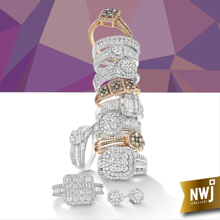 NWJ's proud to be famous for 50% off our 18ct Gold. Always.