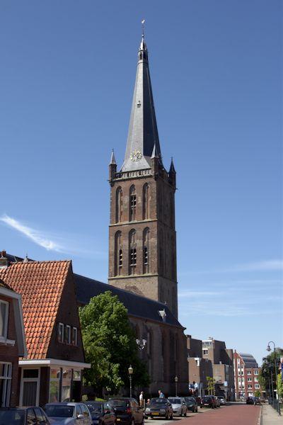 Watertoren Steenwijk (Clemenskerk)