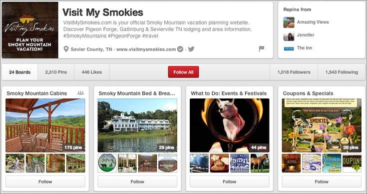 3 Great Pinterest Tourism Marketing Accounts | Tailwind Blog: Pinterest Analytics and Marketing Tips, Pinterest News - Tailwindapp.com
