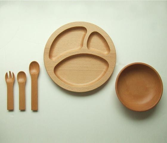 Wooden dinnerware set by Chigo & 37 best Wooden Dinnerware images on Pinterest | Dish sets Dishes ...