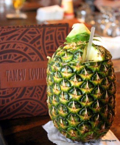 The Top 10 Adult Beverages at Walt Disney World Resort