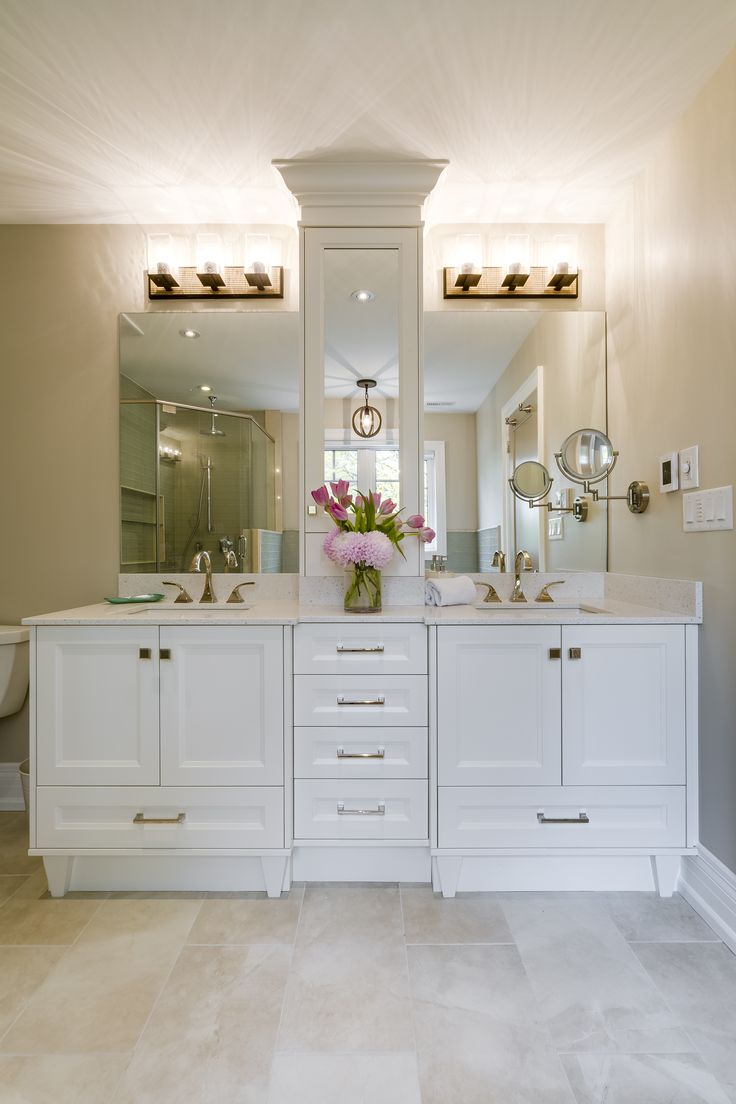 25 Best Ideas About Bathroom Double Vanity On Pinterest Double Vanity Double Sink Bathroom