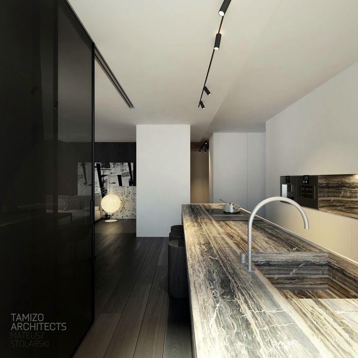 Tamizo Architects Flat InteriorInterior DesignArchitectsFlatsInteriors GalleriesKitchen