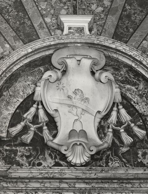 Anonimo , Guidi Domenico - sec. XVII - Particolare del monumento funebre del cardinale Giovanni Battista De Luca - particolare