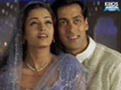 Salman Khan Romantic Video Song-Chand Chhupa Badal Mein Video Songs, watch latest romantic salman khan video songs on vsongs, latest hindi video songs on vsongs