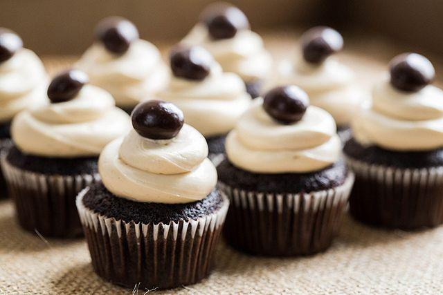 Tasty Pursuits Smoked Sumatra Coffee Cupcakes 1 - 900 by Tasty Pursuits, via Flickr
