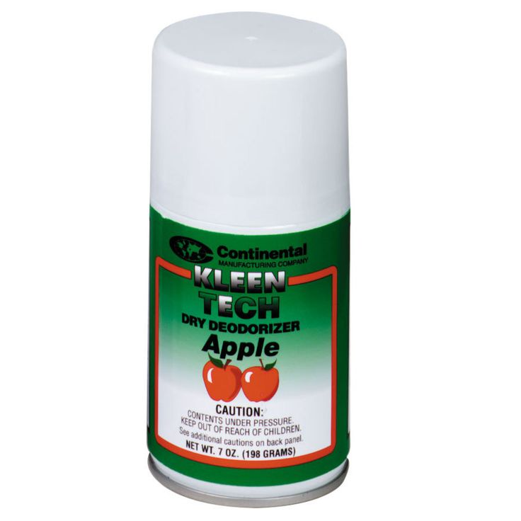 Continental 1183 Aerosol Air Freshener Refill - Apple