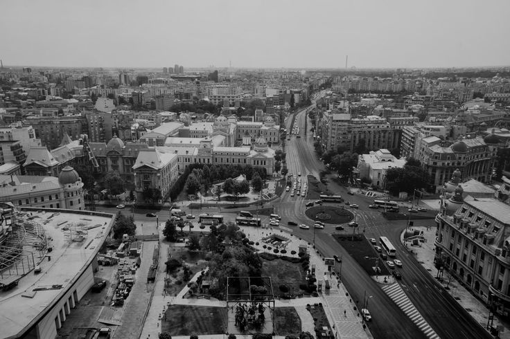 Photograph View from the Intercontinental Hotel in Bucharest by Nick Laborde on 500px