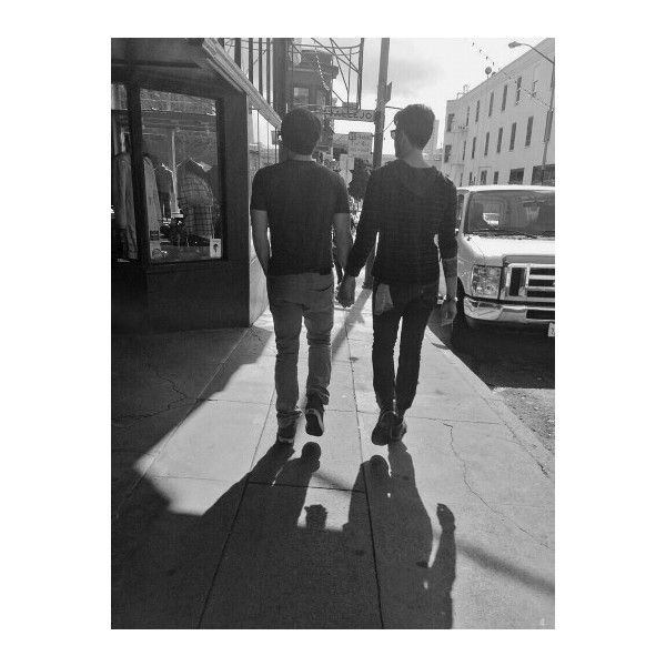 gay couples on Tumblr ❤ liked on Polyvore featuring couples, photos, gay, pictures and want