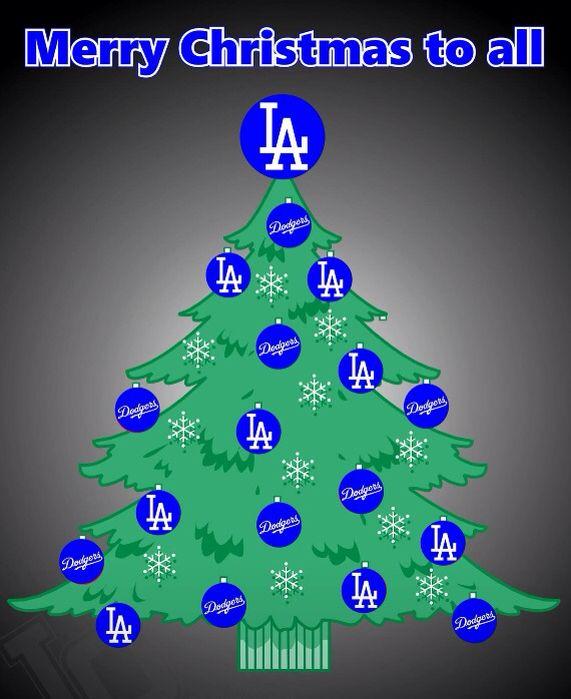Merry Dodger Christmas