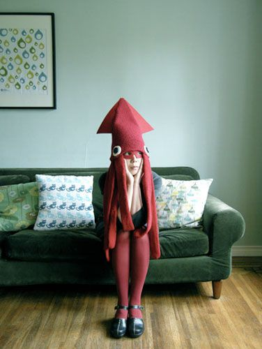 I plan to have a grandchild that will want to be a squid for a little while anyways