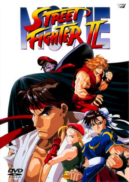 Watch Street Fighter II: The Animated Movie Full-Movie