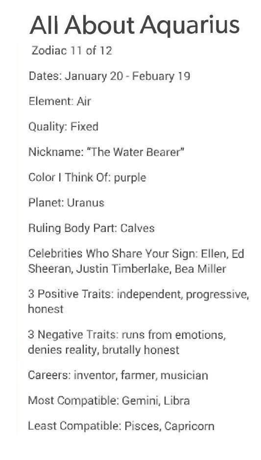 The 25 Best Gemini And Aquarius Ideas On Pinterest -4007