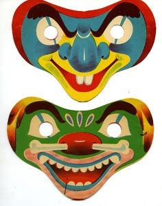 Cardboard Masks To Decorate 398 Best Masks Images On Pinterest  Masks Helmet And Japanese Mask