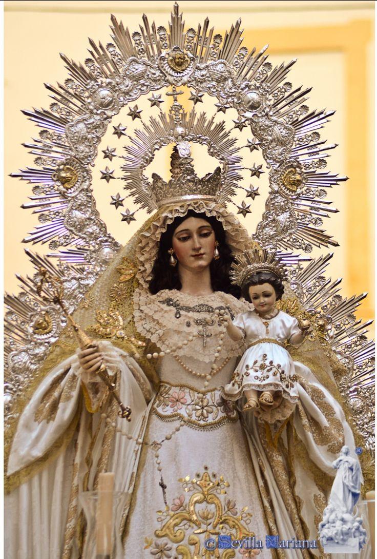 Virgen De La Candelaria 2 Febrero  With Images