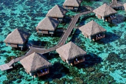 Polinezja Francuska - Tahiti - Papeete Hotel Le Meridien Tahiti 4* Ai Termin: 27.05.-04.06. cena: 18729PLN/os.  ZAPRASZAMY!!