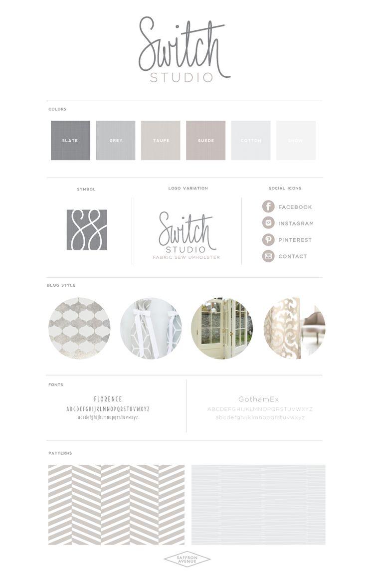 Logo Design + Branding :: Switch Studio