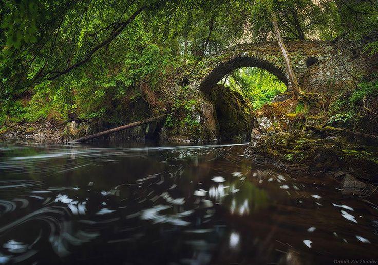 Hermitage, Escócia