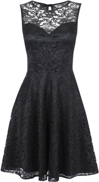 Vestido de Encaje | Vestidos de Noche