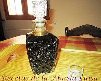 LICOR DE CAFÉ : Recetas de la Abuela Luisa