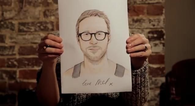 Colouring was one of those great relaxing, fun activities you did when you were young. So why did we ever stop doing it? Mel Elliot created a series of #colouringbooks for grown ups! #colouring #ryangosling #taylorswift