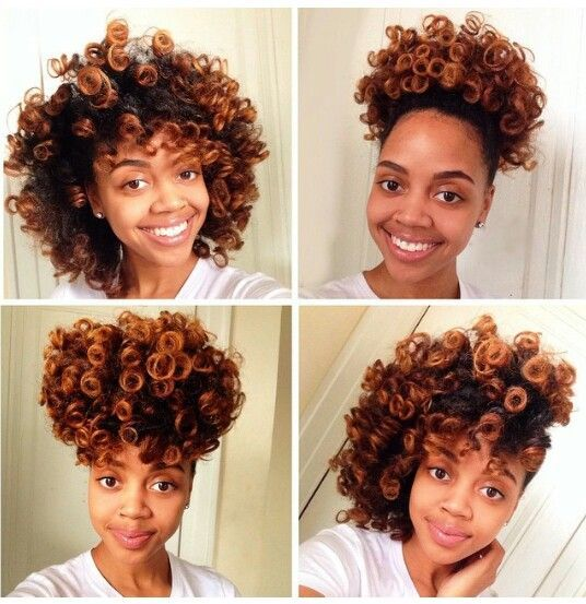 Keep Color Treated Natural Hair Healthy | Natural Hairstyles ...