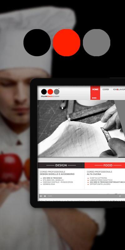 Logo e web site