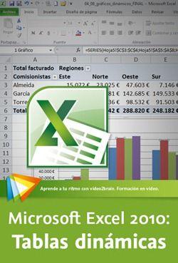 Tablas dinámicas de Microsoft Excel 2010 » ceslava | diseño