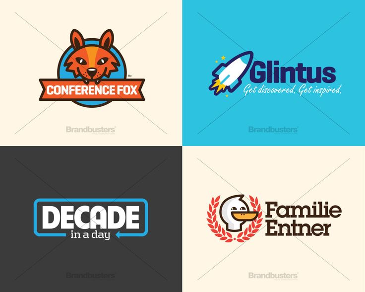 Professional Logo Design by Brandbusters - 63182