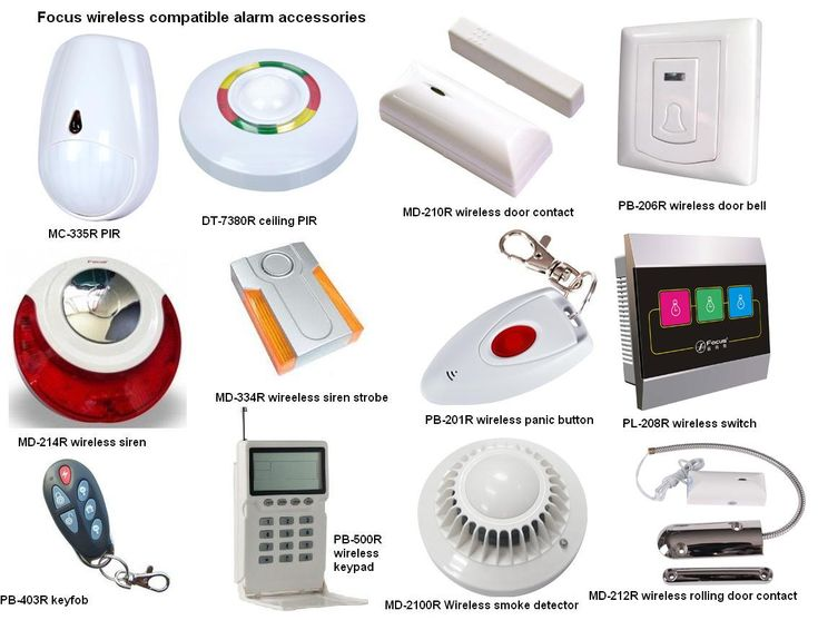 Wireless new alarm systems  sc 1 st  Pinterest & 23 best Online selling alarm security systems images on Pinterest ...
