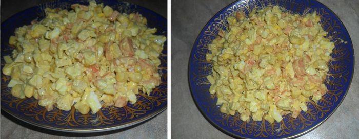 Салат с курицей разнообразные рецепты салатов в курицей