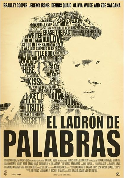 40 best novetats audiovisuals estiu 2013 images on pinterest el ladrn de palabras the words original title a writer at the peak of his literary success discovers the steep price he must pay for stealing another fandeluxe Image collections