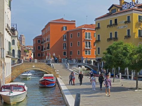 Venice Italy Tourist Attractions | Venice Attractions