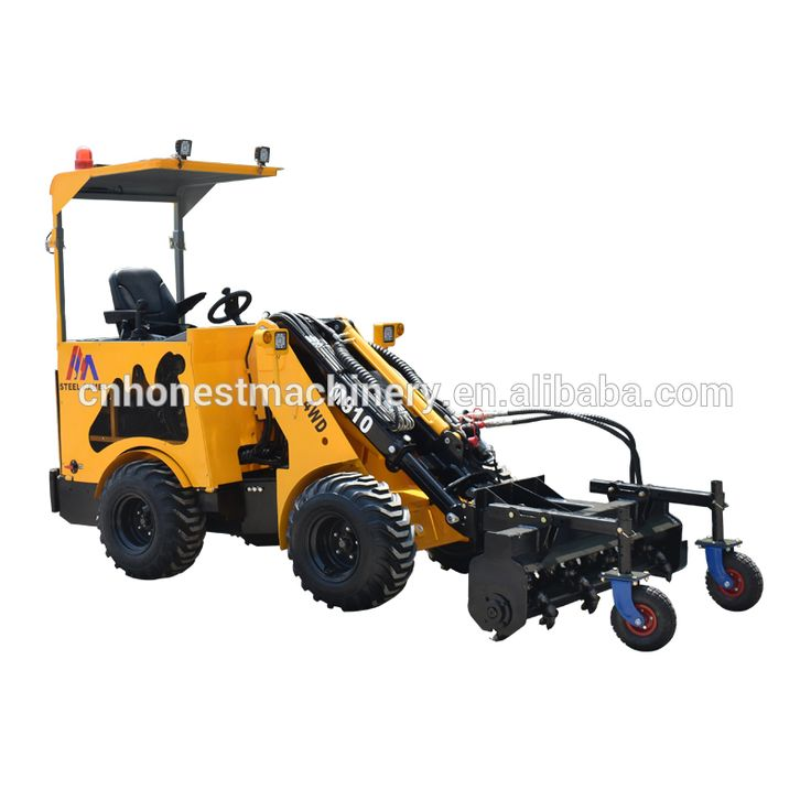 30hp small 4x4 lawn tractor with front loader for sale