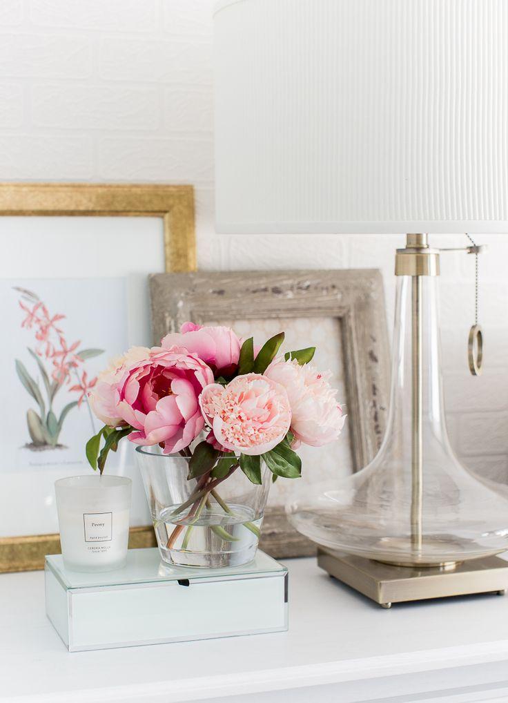 Craftberry Bush | Bedroom Spring Refresh With Birch Lane | Http://www. Floral  Bedroom DecorBedroom ...