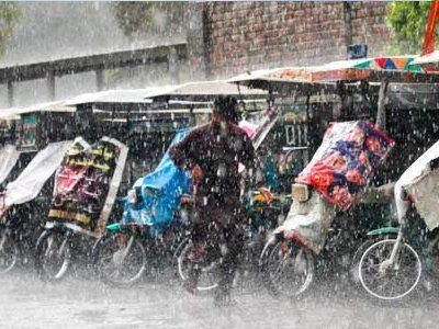 Unusual storm kills 45 in Pakistan