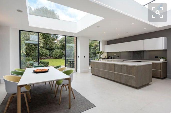 Skylight in kitchen extension?